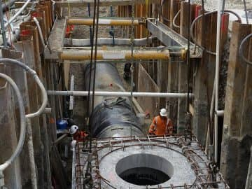 Southern Relief – Wastewater Replacement project image