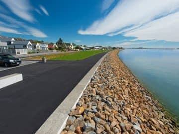 Beachville Road Seawall project image