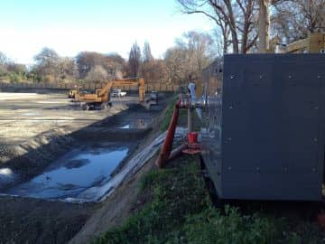 Christchurch Hospital ASB Site Works project image