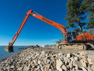 Beachville Road Northern Seawall project image