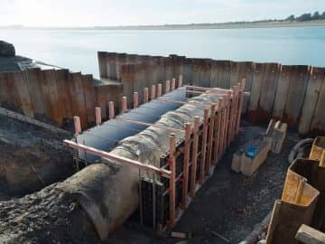 Redcliffs Ocean Stormwater Outfalls project image