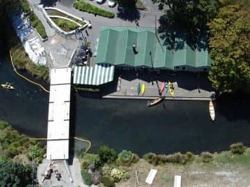 Antigua Street Footbridge Rehabilitation project image