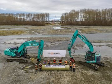 Ashburton Wastewater Pipeline River Crossing project image