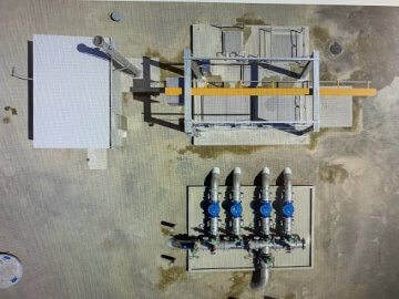 Wilkins Road Wastewater Pumping Station project image